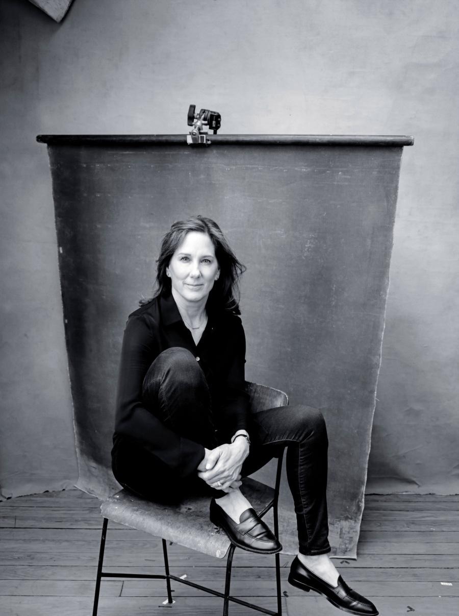 Productora de cine Kathleen Kennedy februarie