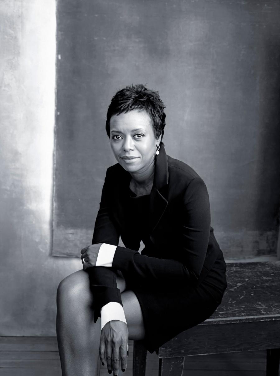 Productora y luchadora por la igualdad racial Mellody Hobson iunie