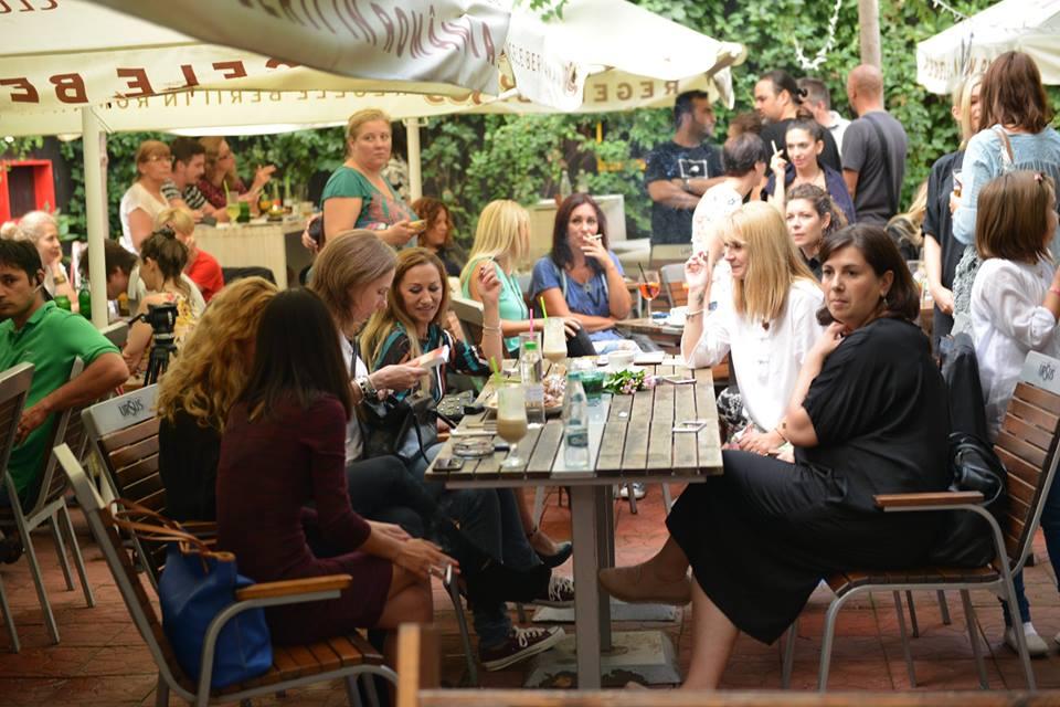 lansare BackYard Garden & Pub